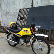 Honda Win 2001 Kuning Jakarta