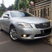 Camry 2.4V Thn 2011 SilveR Good Condition