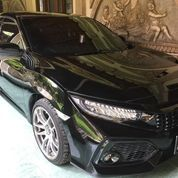 Honda Civic Turbo 2018 Hatchback HITAM