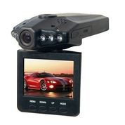 Kamera Mobil Depan Car DVR Recorder 6 IR LED 2.5 Inch TFT Color LCD HD