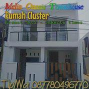 Rumah Cluster Kramat Jati / Jakarta Timur