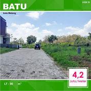 Tanah Kavling Luas 90 Di TVRI Seberang BNS Kota Batu Malang _ 658.19