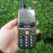 Hape Antik Aldo AL-007 AL007 Adventure Walkie Talkie UHF Powerbank