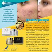 MoX Cream Pemutih Wajah 15 Gr.