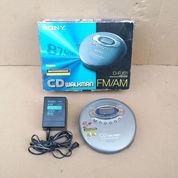 Sony D-FJ61 CD Walkman FM/AM Bekas
