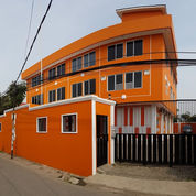 Gedung Kantor Siap Pakai (Nego) Di Pondok Cabe