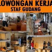 STAff Administrasi Gudang Surabaya