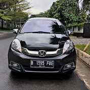 MObilio E 2014 AT Hitam Metalik Terawat