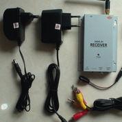 wireless CCTV tanpa Kabel Tanpa Inframerah