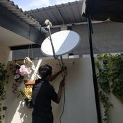 Antena Televisi Parabola Mini Free Bulanan Gantinya Uhf