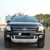 Ford Ranger WILDTRACK 4X4 2014