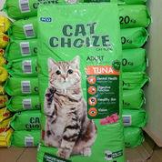 Makanan Kucing / Cat Food Cat Choize Tuna 20kg TERMURAH