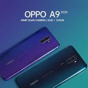 OPPO A9 2020 > DP 800 RB Bunga 0% Gratis 1x Cicilan