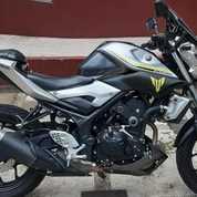 Yamaha MT25 2017