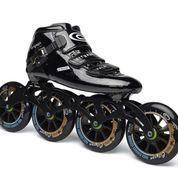 Inline Skate Sepatu Roda Dewasa Speed Racing Professional Carbon Fiber
