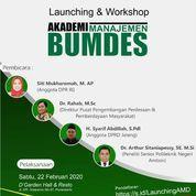 Lanching Akademi Bumdes