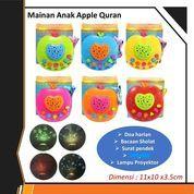 COD MAKASSAR | Mainan Anak Muslim Edukatif TANPA NASYID | Apple Learning Quran | Free Earphone
