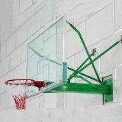 Papan Pantul Basket Dinding 1300 X 800 - Tempered Glass 10 Mm