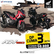 Motor Honda ADV CBS 150