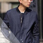 Korean Style Jaket. Jaket Dewasa. SK-71
