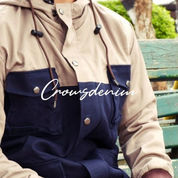 Jaket Parka Style. CrowsDenim. SK-67