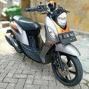 Motor Yamaha Fino 125 Tahun 2018