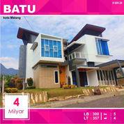 Rumah Villa Luas 357 Dekat BNS Kota Batu Malang _ 009.20