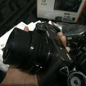 Kamera Sony A6000 + Lensa Artisans 7 35 Mm F1.2