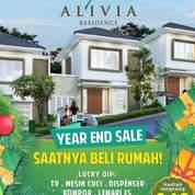 Rumah Cantik Bisa KPR, SHM Bonus AC Di Semarang Jawa Tengah