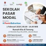 Sekolah Pasar Modal Bersama Bursa Efek Indonesia