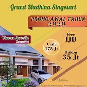 Grand Madina Singoasri,Free Bank Dan Sita