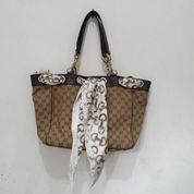 Tas Gucci Handbags Canvas