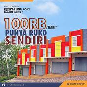 Ruko 300jtan Cocok Untuk Investasi Di Payung Asri Regency