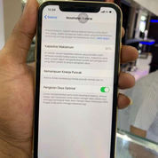 Iphone Xr Kuning 64 Gb