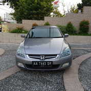 Honda Accord Silver Mulus