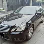 Mercedes Benz E200 Th 2011 Km65rb