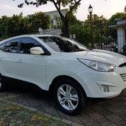 Hyundai Tucson GLS AT 2011,Keringanan Biaya Untuk Tampil Berkelas