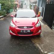 Hyundai Grand Avega 1.4L 2012 Manual Warna Merah