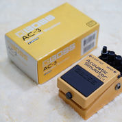 Boss AC-3 Acoustic Simulator Pedal (Good Condition)