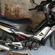 Supra X 125 Tahun 2013 KM 27.000 Motor Jarang Pakai TT/BT Motor Laki