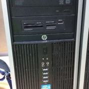 Komputer Bekas Hp 8200 Tower