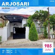 Rumah Murah Luas 150 Di Teluk Etna Arjosari Kota Malang _ 021.20