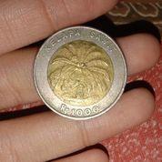 Uang 1000 Kelapa Sawit Tahun 1996