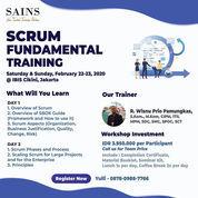 Scrum Fundamental Training