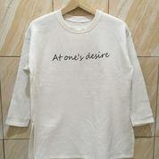 Tshirt Korea Preloved Thrift