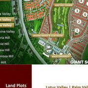 Tanah Kavling Kawasan Elite Araya Palm Dan Lotus Valley