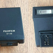 Flash External Fujifilm EF-X8 ( Not Canon, Not Nikon, Not Sony Kamera