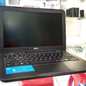 Laptop DELL Inspiron 11-3180 AMD A9 Series ( Fullset ) Siap Pakai