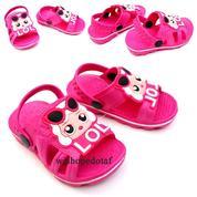 Sandal Rubber Anak Strap LOL
