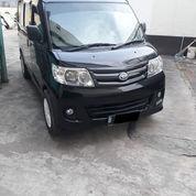 Daihatsu Luxio 1.5D M/T 2011 Bln 12 Hitam Metalik